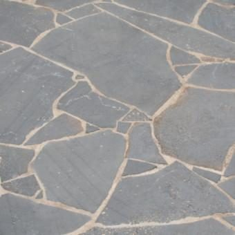 BLUESTONE CRAZY PAVERS