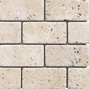 Classic Tumbled Brick Pattern