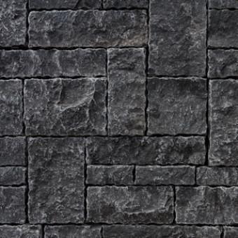 Midnight Black Wall Cladding