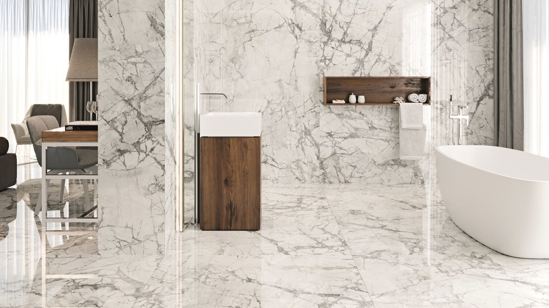 natural stone wall tile sydney